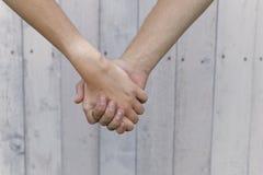 Символизировать руки Стоковые Изображения RF