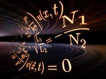 Символический космос Стоковое Изображение RF