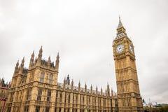 Символ Лондона, большого ben, Лондона Великобритании Стоковое Фото