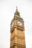 Символ Лондона, большого ben, Лондона Великобритании Стоковые Фотографии RF