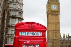 Символ Лондона, Лондона Великобритании Стоковые Изображения RF