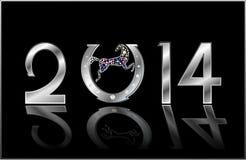 Символ Нового Года Стоковые Фото