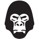 Символ обезьяны рождества и Нового Года Стоковое Изображение