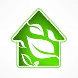 Символ дома Стоковое Изображение RF