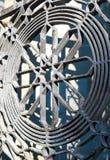 Символ 8-остроконечной звезды церков St Ripsime Стоковые Изображения