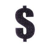 Символ доллара Стоковое Изображение