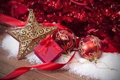 символ собрания christmass рождества предпосылки Стоковые Фото