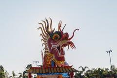Символ, статуя дракона Стоковые Фотографии RF