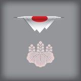 Символы положения Японии Стоковая Фотография RF