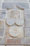 Символы рыцаря Стоковое Изображение RF