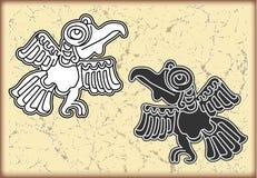 символы типа орнамента maya календара Стоковые Изображения