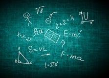 Символы школы принципиальная схема воспитательная Иллюстрация воспитательной концепции задняя школа принципиальной схемы к Стоковые Фото