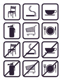 Символ Иллюстрация штока
