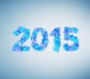 Символ 2015 Стоковое Изображение