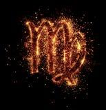 Символ Virgo Стоковая Фотография