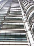 симметрия детали здания Стоковые Изображения