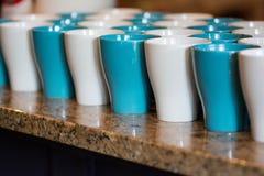 Симметрия чашки Стоковая Фотография RF