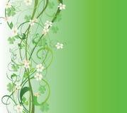 Симпатичная карточка лета иллюстрация штока