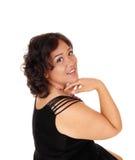 Симпатичная молодая женщина в портрете Стоковое фото RF