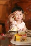 симпатичное детей китайское Стоковая Фотография