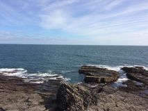 Симпатичное море Стоковое фото RF