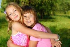 Симпатичные малыши Стоковая Фотография