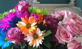 Симпатичные цветки стоковая фотография