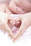 Симпатичный младенец Стоковое Изображение RF