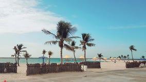 Симпатичный пляж стоковые изображения