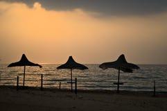 Симпатичный пляж Стоковое Изображение RF