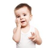 Симпатичный ребёнок Стоковое Фото