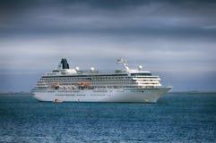 Симфонизм вкладыша Ccuise кристаллический в гавани Уотерфорда Стоковые Фотографии RF