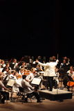 симфонизм оркестра colorado Стоковые Изображения RF