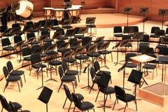 Симфонический оркестр Стоковое Фото