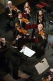 Симфонический оркестр Стоковое Изображение RF