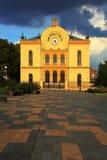 синагога стоковая фотография rf