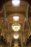 синагога Стоковая Фотография