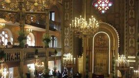 синагога сток-видео
