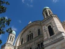 синагога florence большая Стоковая Фотография RF