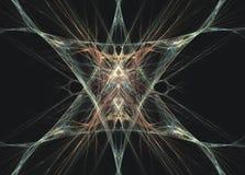 синапс нерва Стоковое фото RF