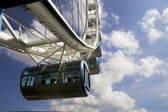 Сингапур Колесо Ferris Стоковые Фотографии RF