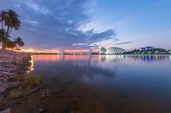 СИНГАПУР - 12-ое марта Стоковое Изображение RF