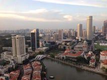 Сингапур стоковое изображение rf
