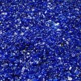синее стекло Стоковое фото RF