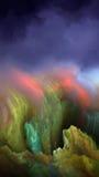 Синергии атмосферы чужеземца Стоковая Фотография
