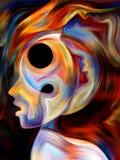 Синергии внутренней краски Стоковая Фотография RF