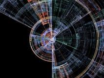 Синергии вращения взрыва Стоковая Фотография RF