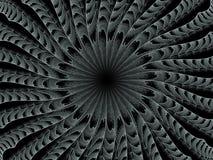 Синергии вращения взрыва Стоковое Изображение RF