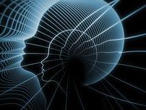 Синергии геометрии души Стоковые Фотографии RF