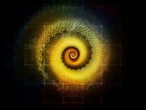 Синергии космоса Стоковые Изображения